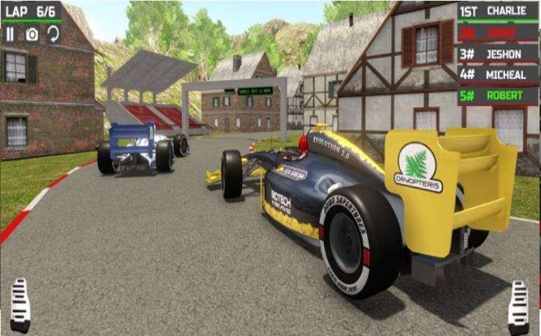 F1模拟器2020