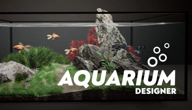 模拟新作!《设计鱼缸》上架Steam 免费DEMO推出