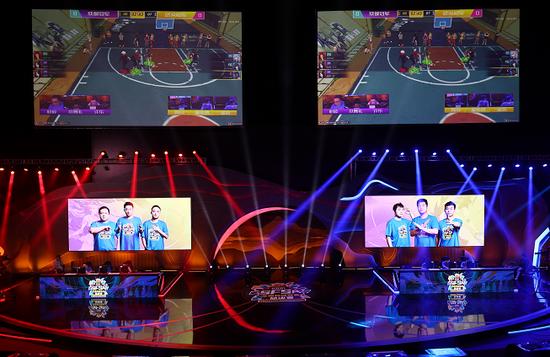 为热爱而战《街头篮球》FSPL职业联赛前瞻