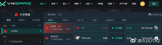 TI10赛事战报:TS无伤上高2比0淘汰OG